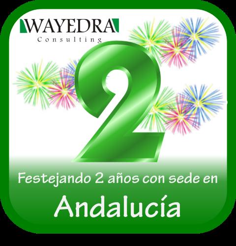 2 años en Andalucía Wayedra Gestión Deportiva