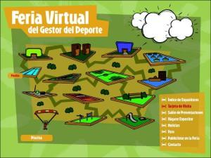 Pantalla Feria Virtual Wayedra